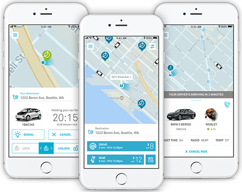 reachNow product feature