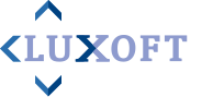 Luxoft logotype - software company