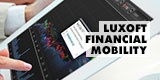 Luxoft Financial Expertise -engineering solutions for the world's financial community