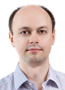 Mikhail Bykov, Managing Director, Automotive