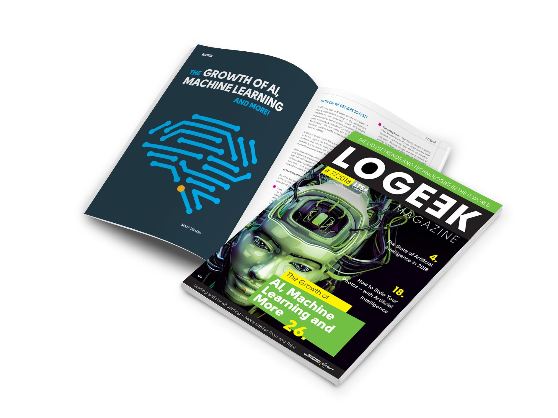 Download Luxoft Logeek Magazine #7