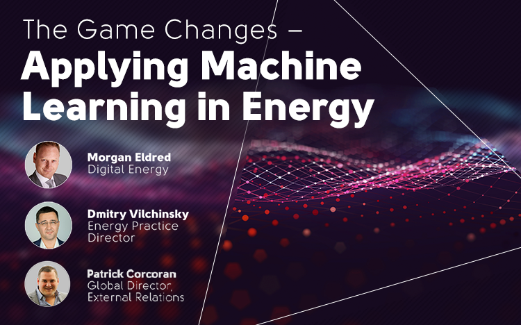 The Game Changes - Applying Machine Learning in Energy