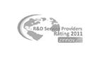 Zinnov's Global R&D Service Providers Overall Rating 2012