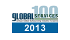Global Services 100 2013