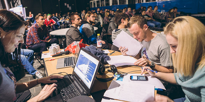 24HOUR Hackathon Charity Making Cities IT Smarter